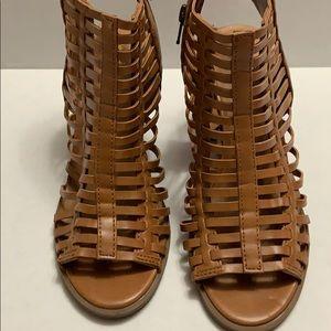 Shoes - Massimo Sandals Tan Sz 6